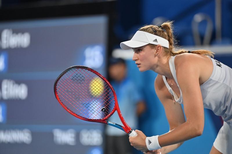 Kazakhstan's Rybakina retains spot in updated WTA ranking