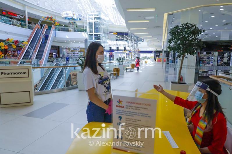 Какие могут быть ограничения в Алматы в случае ухудшения эпидситуации