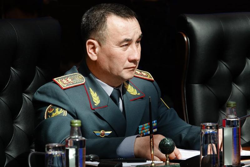 Первый замминистра обороны РК прибыл с официальным визитом в Беларусь