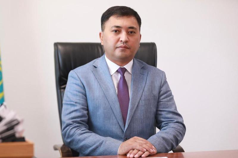 Назначен руководитель управления ГАСК Атырауской области