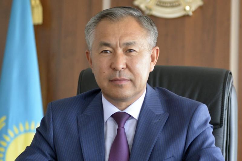 В управлении природных ресурсов Жамбылской областиновый руководитель