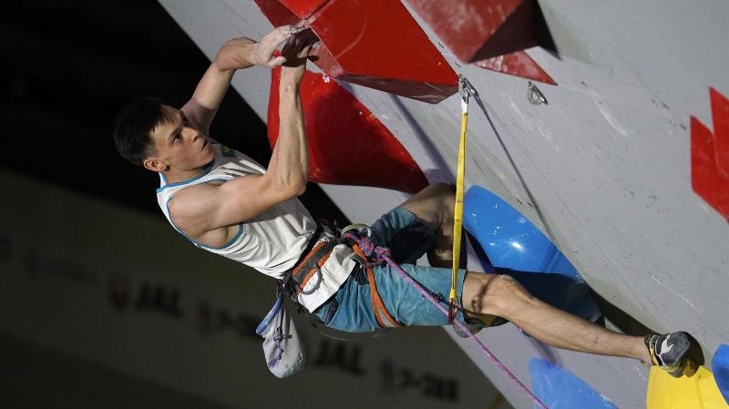 Спортивное скалолазание: на Олимпиаде-2020 стартует Ришат Хайбуллин