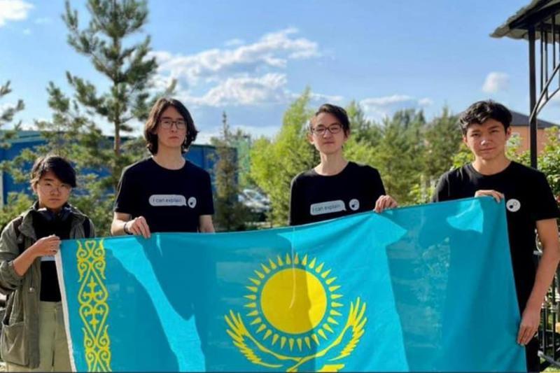 Қазақстандық оқушылар химия пәнінен халықаралық олимпиадада төрт медаль ұтып алды
