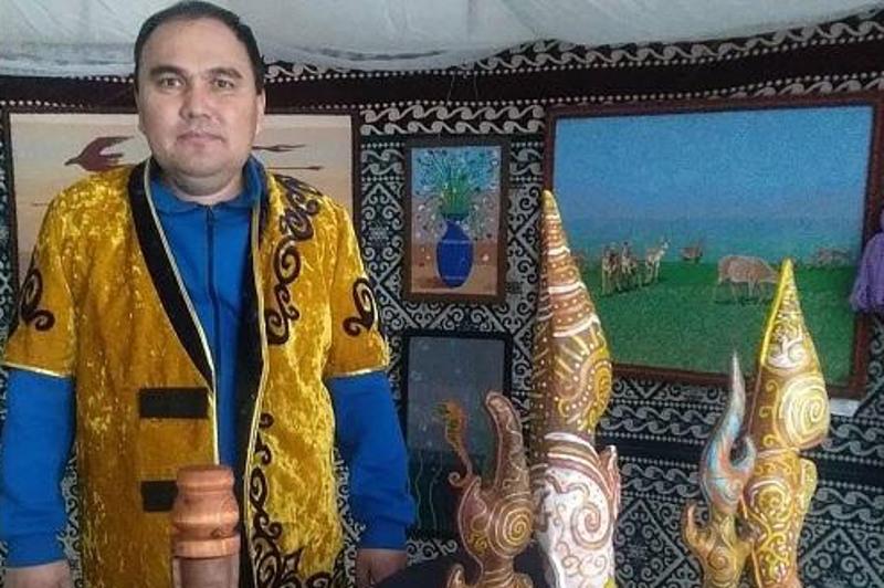 Работы костанайских ремесленников могут появиться на Amazon