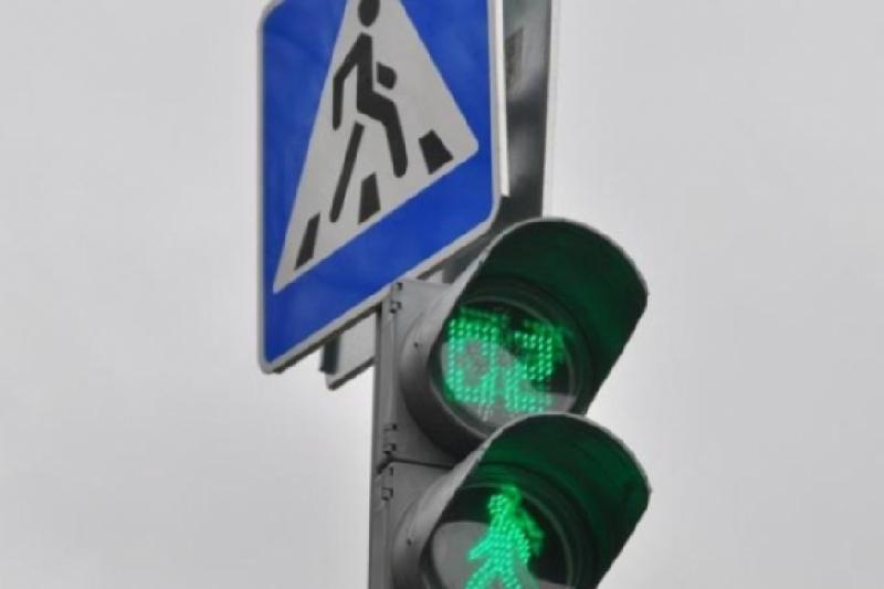 В столице на перекрестке Богенбай батыра – Республики изменили режим работы светофора