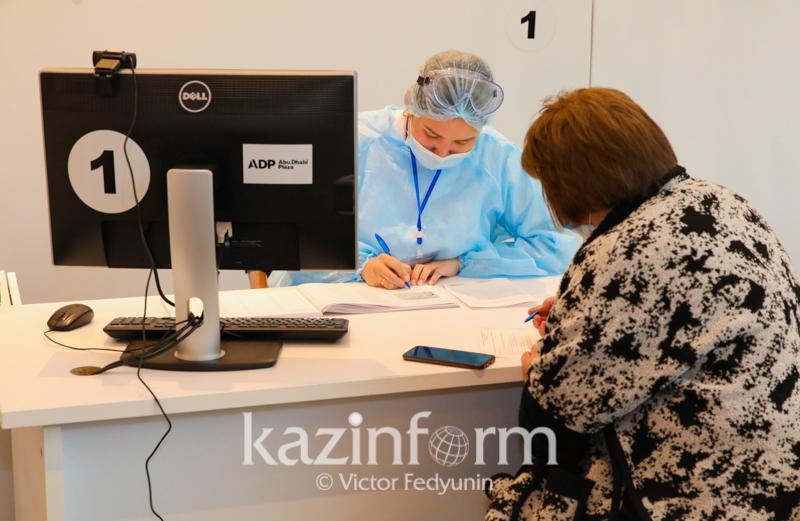 Более 556 тысяч человек вакцинировались от КВИ в Алматинской области