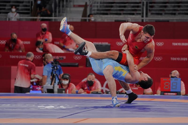Олимпиада: Нұрсұлтан Тұрсынов алғашқы белдесуінде жеңіліп қалды
