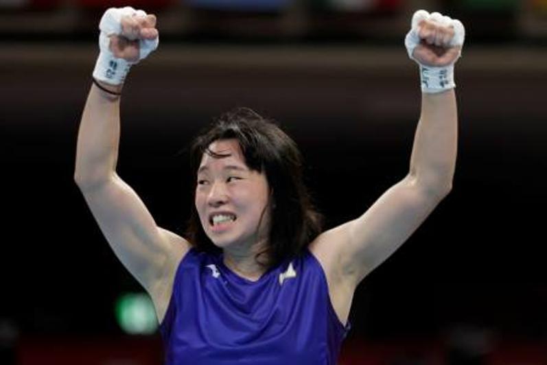 日本拳手摘得本届奥运会拳击项目首金