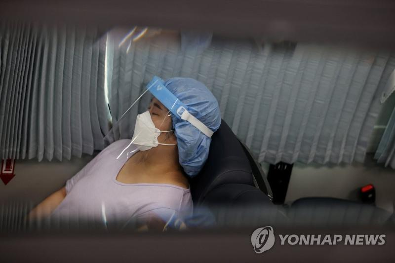 S. Korea: New cases stay in 1,200s for 2nd day, no signs of letup amid 4th wave of pandemic