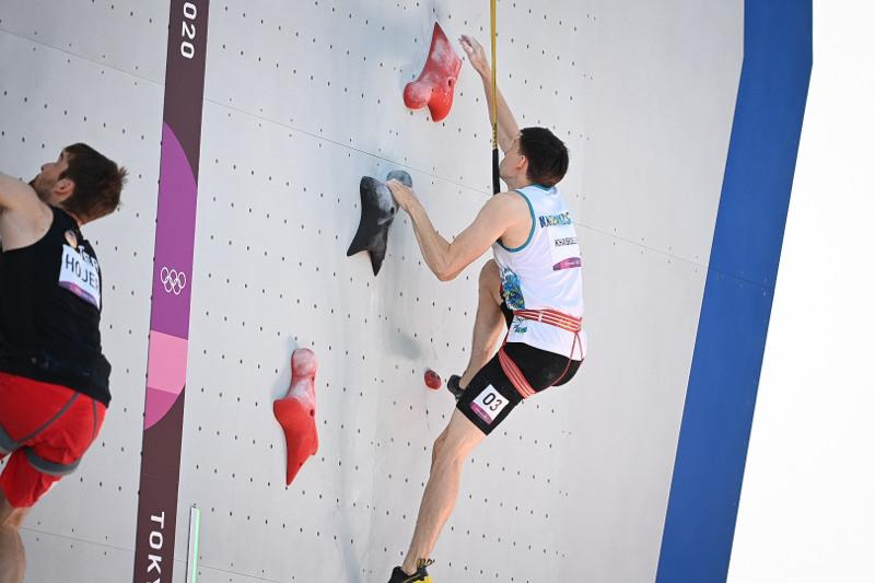 Ришат Хайбуллин стал четвертым в первом отборочном состязании Олимпиады-2020