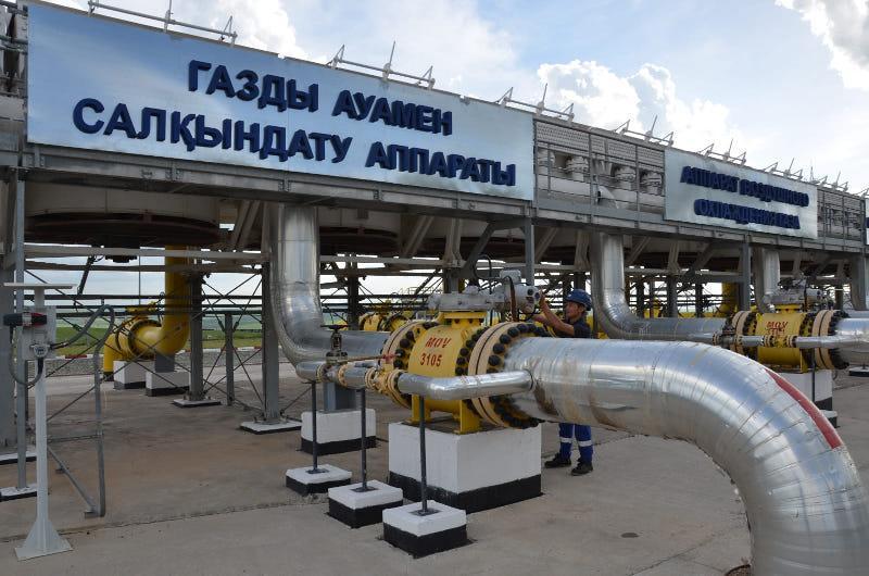 Опубликованные данные об утечке газа в Казахстане не подтвердились