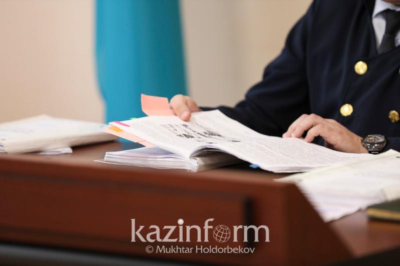 Два сотрудникаАгентствапо финансовому мониторингуосуждены вТуркестанской области
