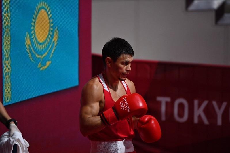 Kazakhstan's boxer Safiullin out of Tokyo Olympics