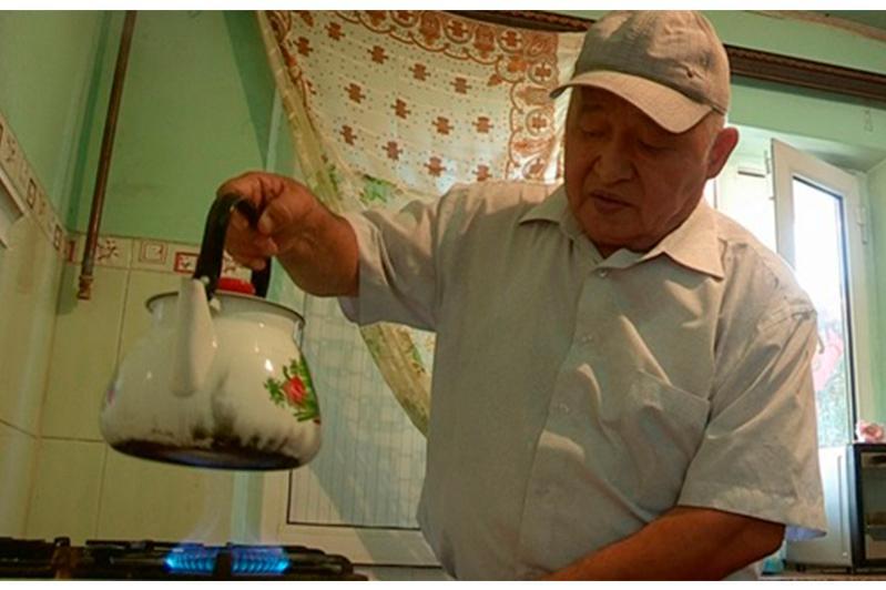 Сразу в несколько населённых пунктовТуркестанской области подвели газ
