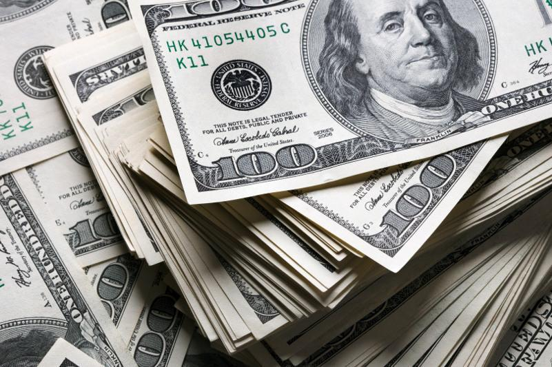今日美元兑坚戈终盘汇率1: 423.76