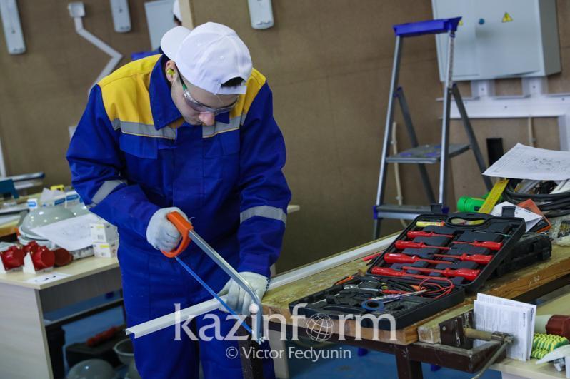 Около семи тысяч астанчан трудоустроены с начала года