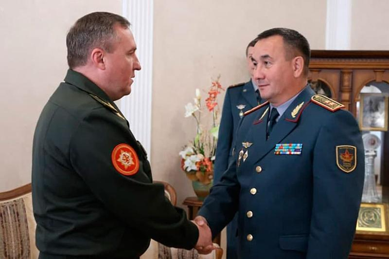 Kazakhstan invited to participate in Belarusian-Russian army exercise Zapad 2021