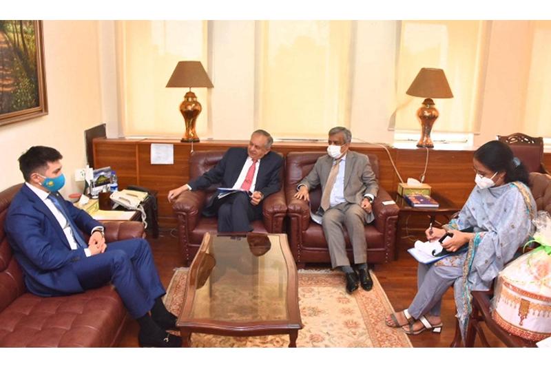 Пакистан планирует организовать торговую миссию в Казахстан