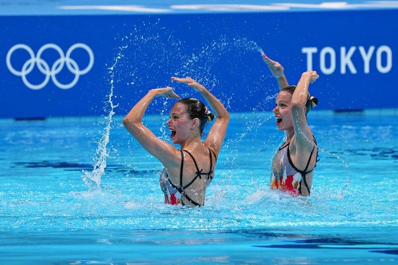 Tokyo Olympics: Kazakh duo out of Artistic Swimming competition