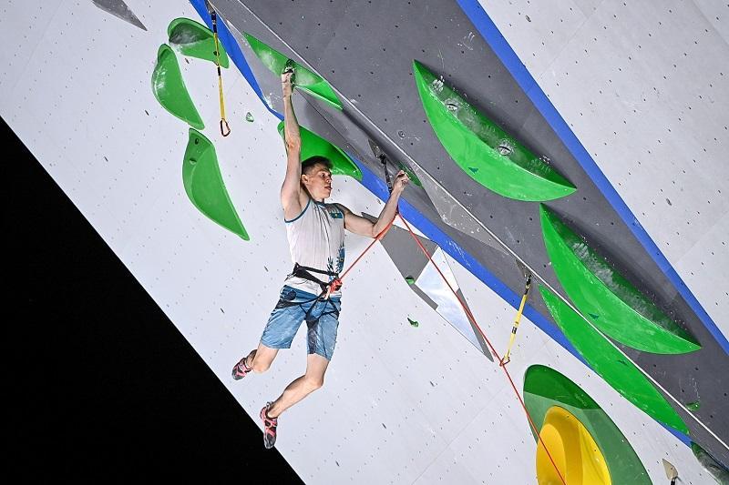 Kazakhstani Khaibullin misses out on Sport Climbing final at Tokyo Olympics