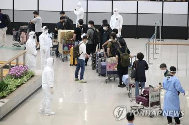 Variant cases top 8,000, delta variant infections piling up in S. Korea
