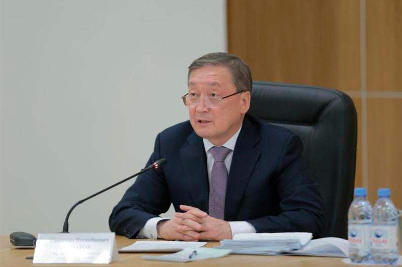 Сапархан Омаров избран председателем правления Продовольственной контрактной корпорации