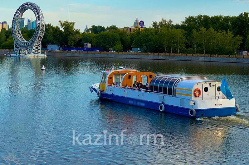 Эксплуатация водного транспорта запрещается в Казахстане, кроме участников проекта Ashyq
