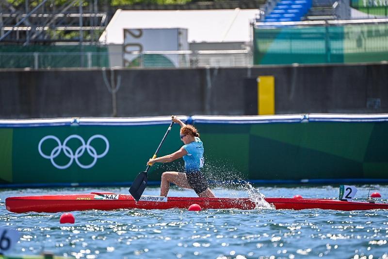 Kazakhstani canoeist Torlopova advanced to Tokyo Olympics quarterfinal