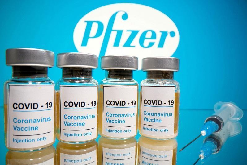 美国最迟下月全面批准辉瑞疫苗