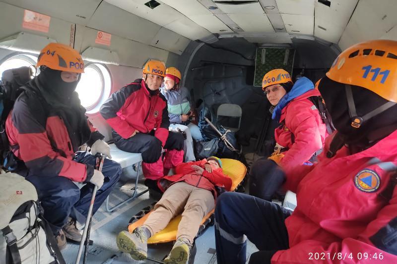 Российской туристке стало плохо в походе в горах Заилийского Алатау