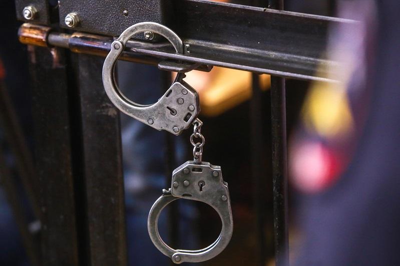 Глава подразделения департамента полиции задержан в Костанае