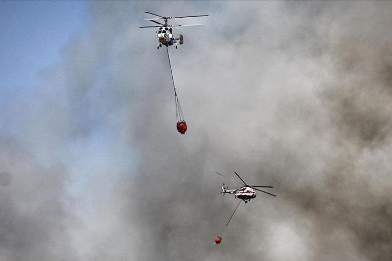 Túrkııada 163 orman órtiniń basym kópshiligi aýyzdyqtaldy