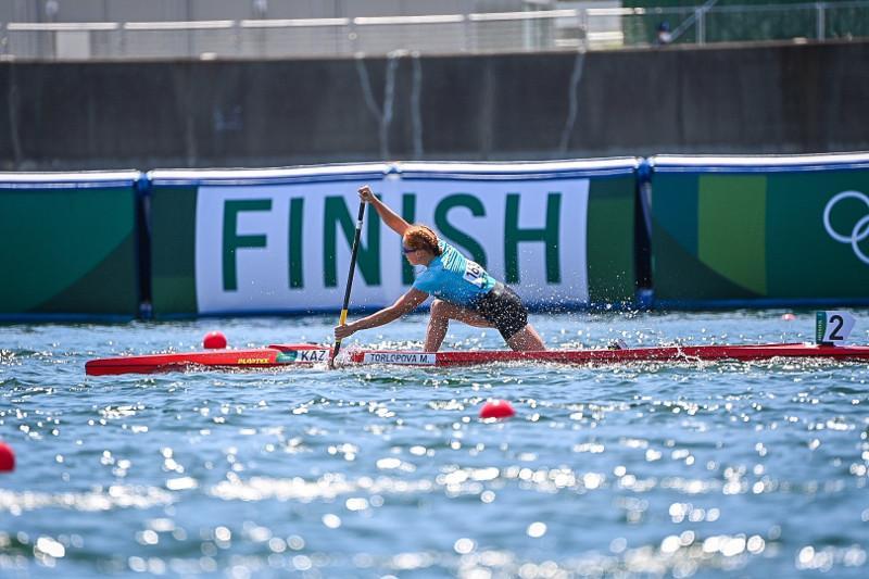 Казахстанки не пробились в полуфинал соревнований по гребле на Олимпиаде