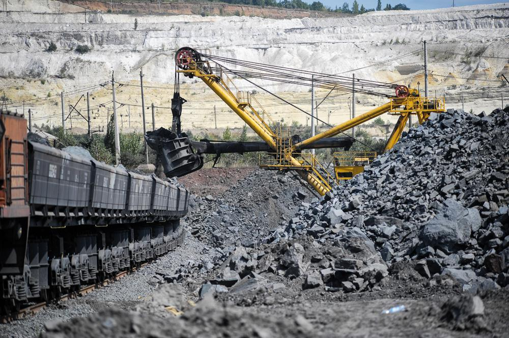 今年上半年铁矿石产量增长1.5倍