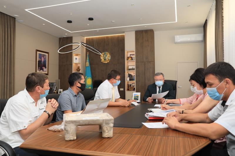Захоронения эпохи сарматов обнаружили в Актюбинской области