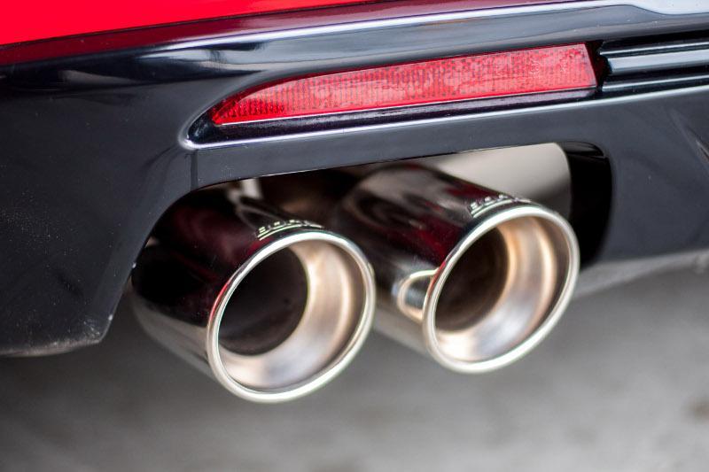 Костанайских владельцев авто с тюнингованными глушителями будут штрафовать