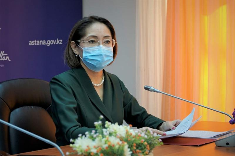 COVID-19 situation remains unfavorable in Nur-Sultan – chief medical officer