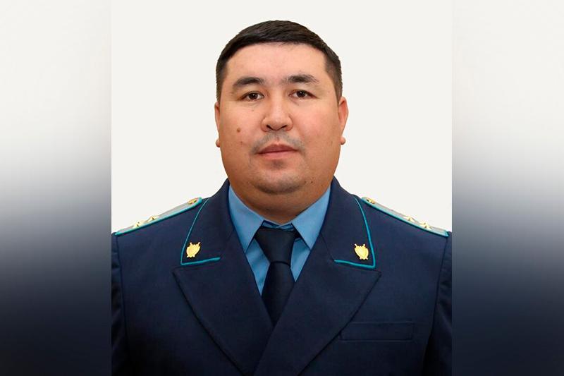 Ǵabıt Muqanov Shymkent qalasynyń prokýrory bolyp taǵaıyndaldy