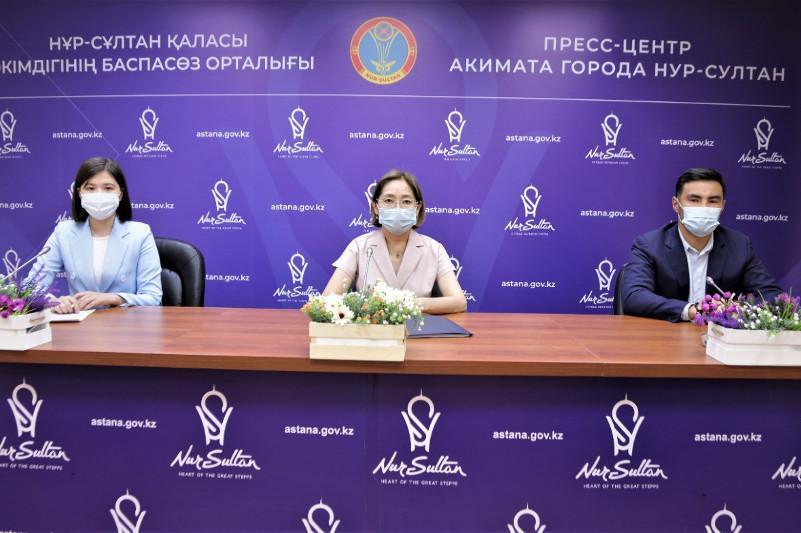 Какие мероприятия запрещено проводить в Нур-Султане, напомнила Сархат Бейсенова