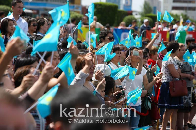 Kazakhstan population grows by 2.5 mln to exceed 19 mln