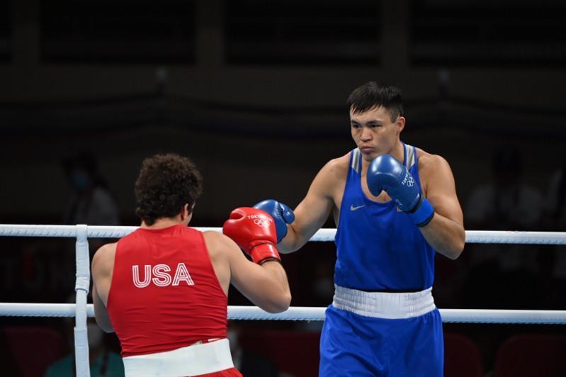 卡穆什别克·孔卡巴耶夫为哈萨克斯坦赢得东京奥运会第四枚铜牌