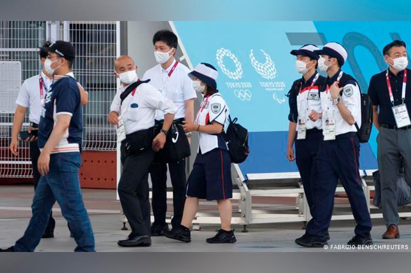 Токио-2020: Олимпиадада 300 дан ортиқ одам коронавирус юқтирган