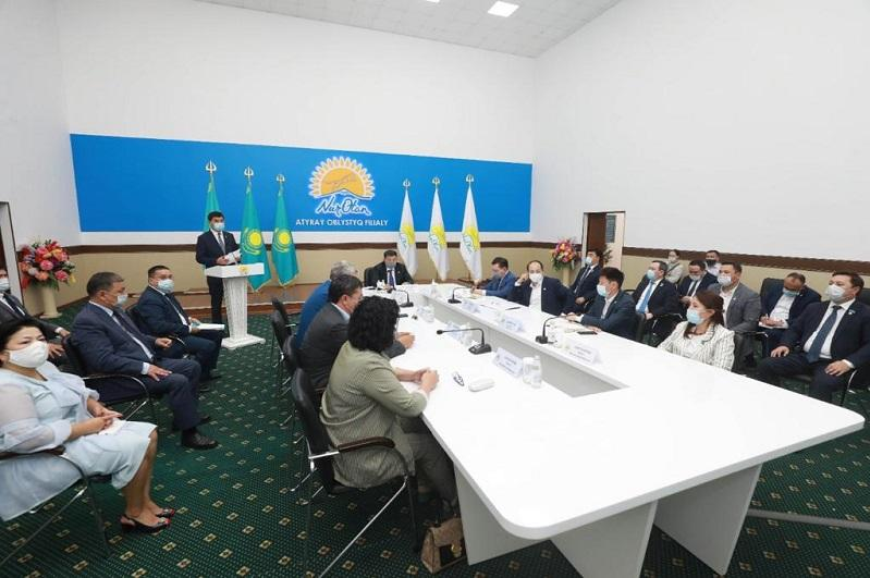 10 крупных инвестпроектов реализуютв Атырауской области
