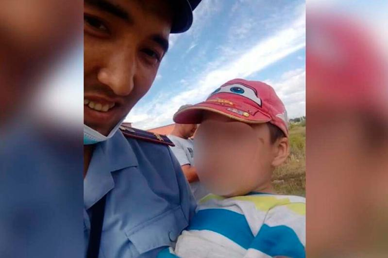 Страдающего аутизмом пропавшего шестилетнего мальчика нашли в Косшы