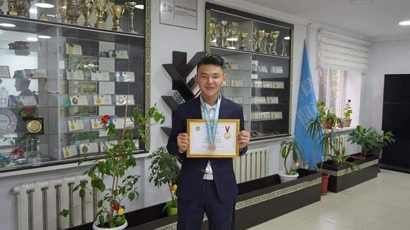 Халықаралық олимпиадада қарағандылық оқушы «күміс» алды