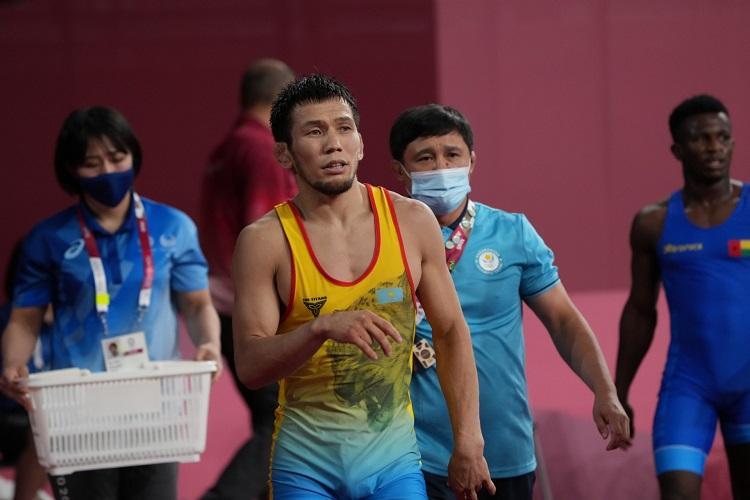 Борьба на Олимпиаде-2020: против кого выступят казахстанские вольники