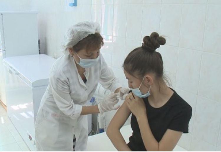 Ақтөбе облысында өнеркәсіп жұмысшыларының 96 пайызы вакцина алған