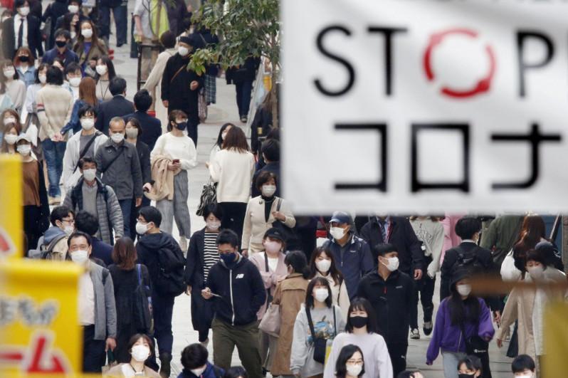 日本新冠疫情持续恶化 或将增加紧急状态区域