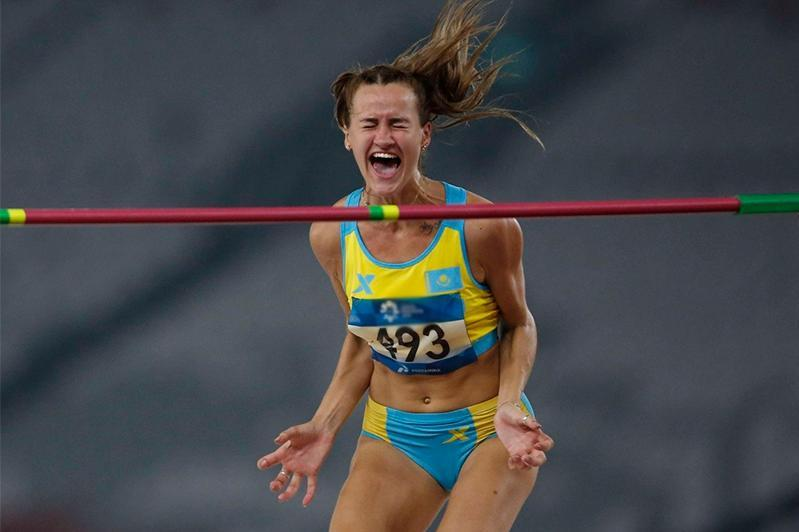 Two Kazakhstani athletes fail in high jump qualifying rounds at Olympics