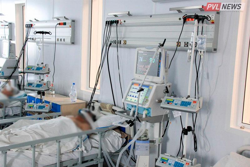 Пациента с 96-процентным поражением легких спасли павлодарские врачи